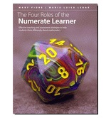 The Four Roles of the Numerate Learner, by Mary Fiore and Maria Luisa Lebar