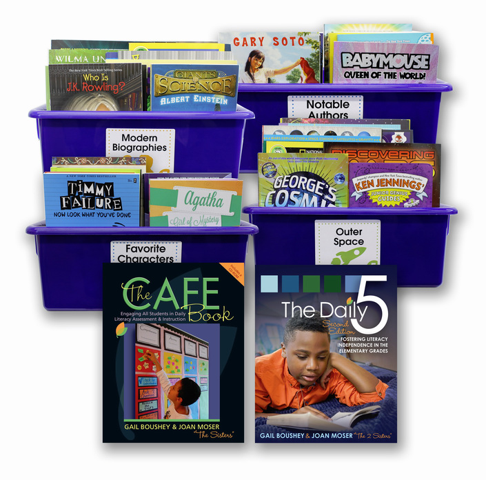 Daily 5 Classroom Library Collections