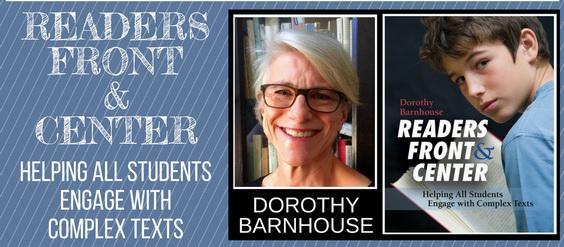 Dorothy Barnhouse #g2great Twitter chat