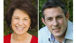 Linda Dacey and Mike Flynn