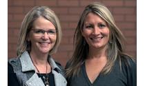Kari Yates and Christina Nosek
