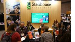 Stenhouse booth at ILA