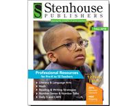 Stenhouse Fall 2018 Catalog, by Chuck Lerch